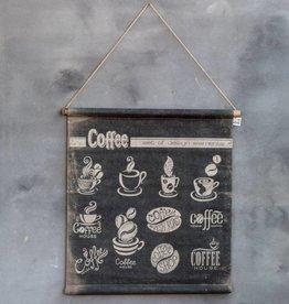Fotokaart coffee