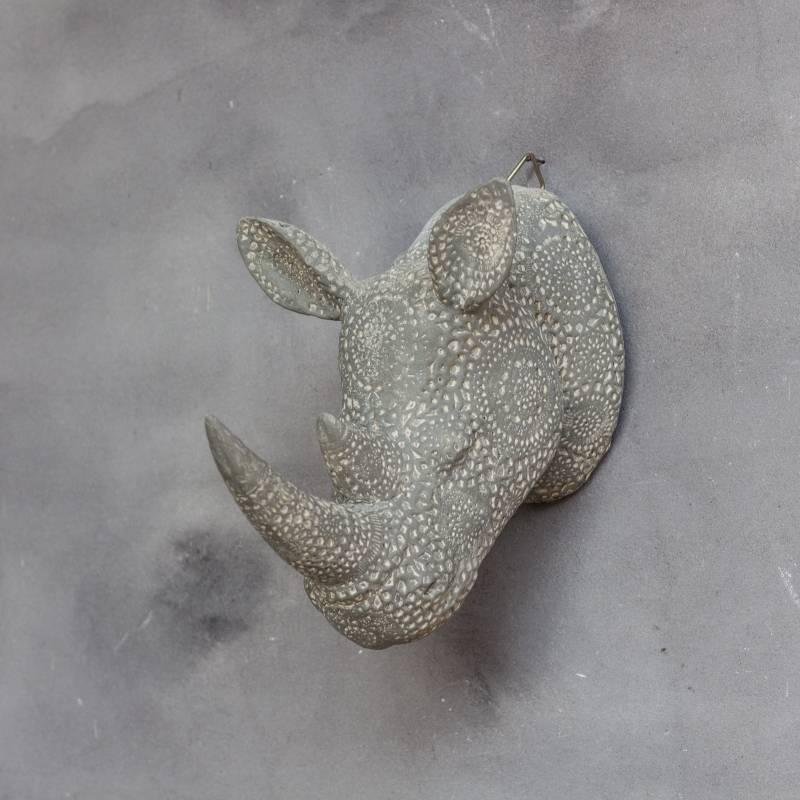 Neushoorn cementlook