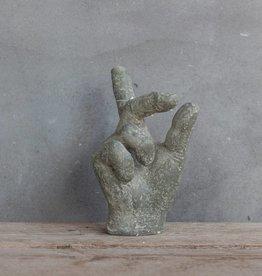 Hand cementlook