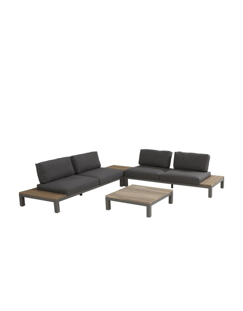 4 Seasons Outdoor Tuinmeubelen Loungeset Fidji