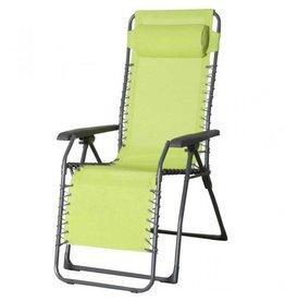 Relaxstoel Casper Lime Groen