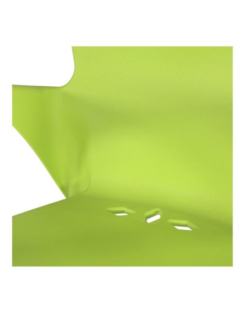 Stapelstoel Oxford Groen