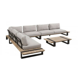 4 Seasons Outdoor Tuinmeubelen Loungeset Duke