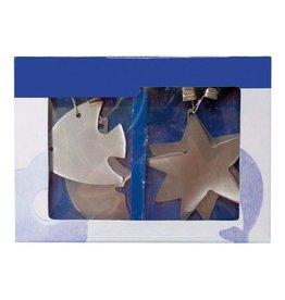 Tafelkleedgewichten RVS giftbox