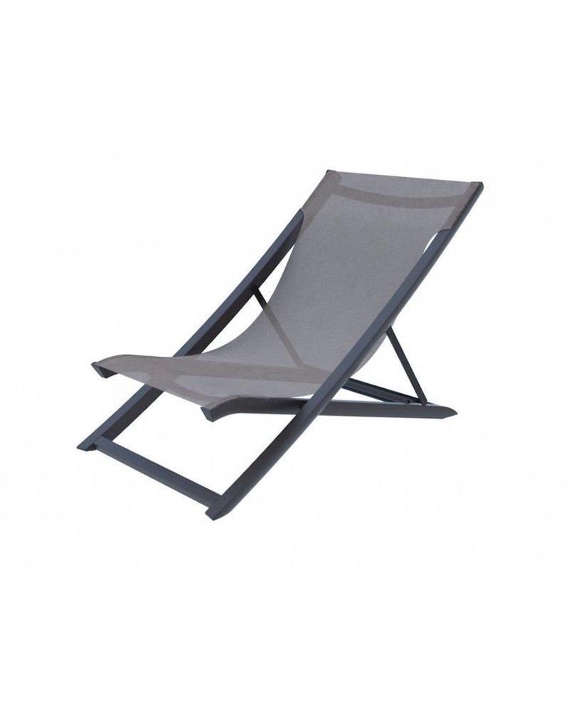 Grosfillex Deckchair Chilienne Sunset