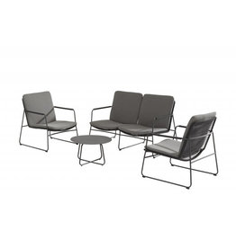 4 Seasons Outdoor Tuinmeubelen Loungeset Elba