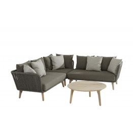 4 Seasons Outdoor Tuinmeubelen Loungeset Santander