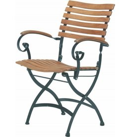 4 Seasons Outdoor Tuinmeubelen Vouwstoel Bellini Teak
