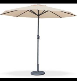 Hartman Tuinmeubelen Parasoldoek Solar Ecru 300 x 300 cm