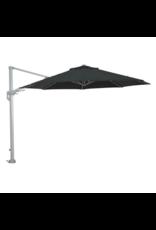 Parasoldoek Hawaii Zwart 3 meter rond