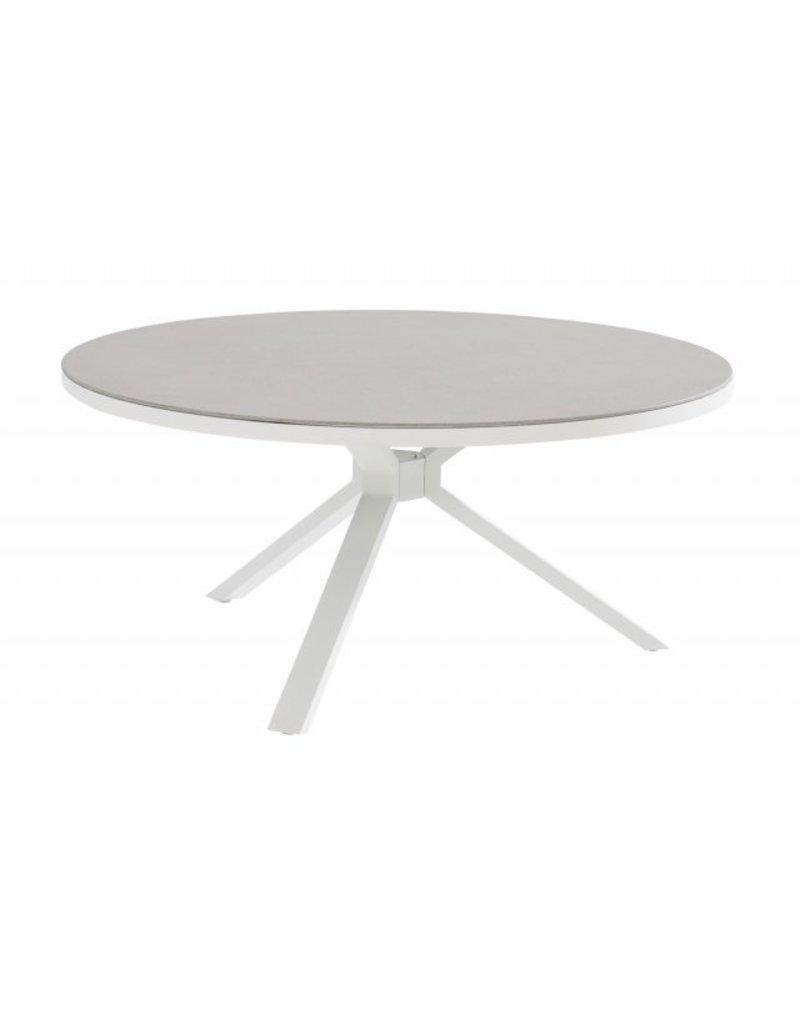 Taste Tafel Granada 160 cm rond wit