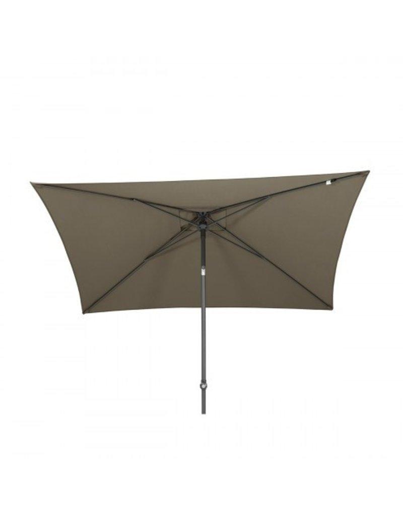 4 Seasons Outdoor Tuinmeubelen Parasol Oasis 200x250 cm Taupe