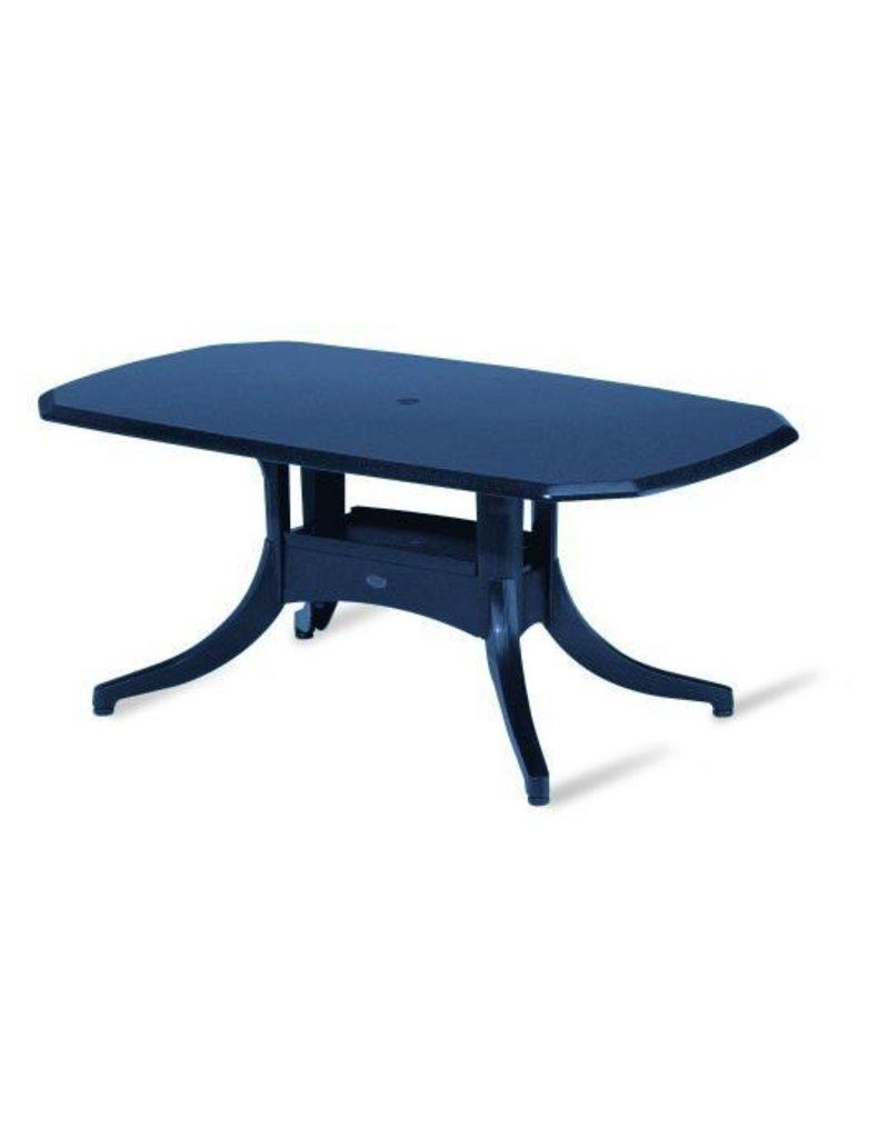 Hartman Tuinmeubelen Losse Tafelpoot Prestige tafel 169 x 195 cm