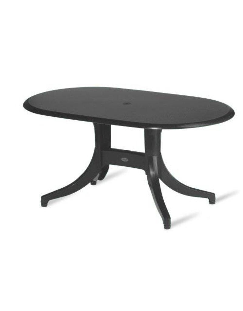 Hartman Tuinmeubelen Losse Tafelpoot Prestige tafel 150 x 90 cm