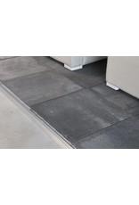Tegels grijs 60x60 cm