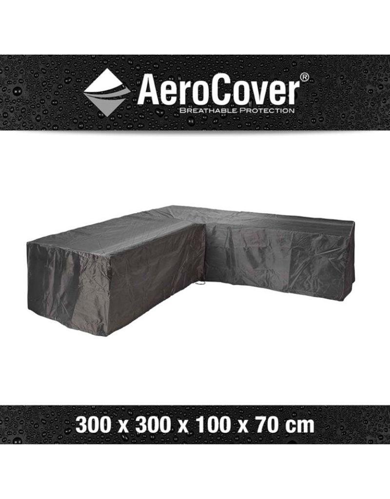 AeroCover Tuinmeubelhoezen Beschermhoes Loungeset 300 x 300 x 100 x 70 cm