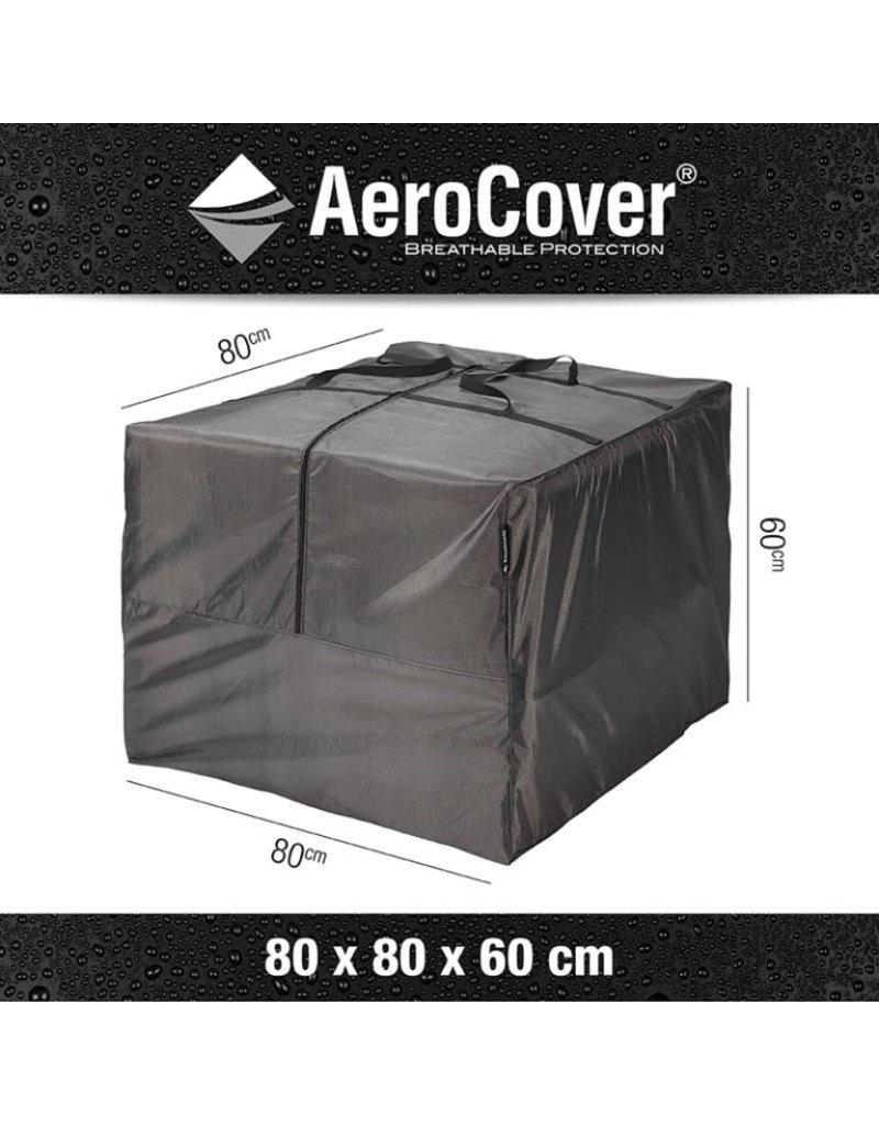 AeroCover Tuinmeubelhoezen Beschermhoes Tuinkussens 80 x 80 x 60 cm