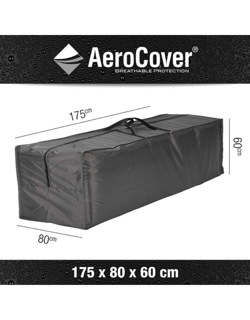 AeroCover Tuinmeubelhoezen Beschermhoes Tuinkussens 175 x 80 x 60 cm