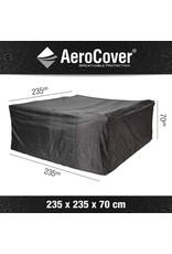 AeroCover Tuinmeubelhoezen Beschermhoes Loungeset 235 x 235 x 70 cm