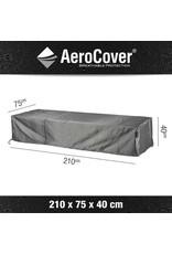 AeroCover Tuinmeubelhoezen Beschermhoes Ligbed 210 x 75 x 40 cm