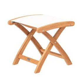 Traditional Teak Footstool Kate Wit