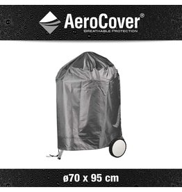 AeroCover Tuinmeubelhoezen Beschermhoes Barbecue 67 cm ø