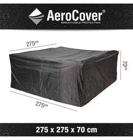 AeroCover Tuinmeubelhoezen Beschermhoes Loungeset 275 x 275 x 70 cm