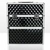 Mega Beauty Shop® Koffer groot 3D Zwart