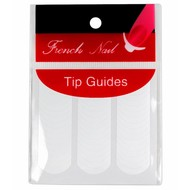 Merkloos Tip Guides voor French Manicure