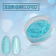 Merkloos Seaquin Quarts effect - Aqua (nr. 11)