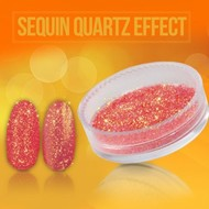 Merkloos Seaquin Quarts effect - Papaya (nr. 24)