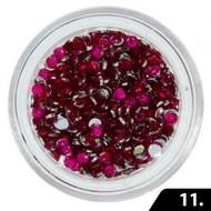 Merkloos Nailart Glas Steentjes 2 mm (nr. 11)
