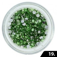 Mega Beauty Shop® Nailart Glas Steentjes 2 mm (nr. 19)