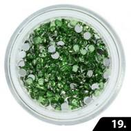 Merkloos Nailart Glas Steentjes 2 mm (nr. 19)