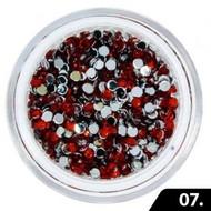 Mega Beauty Shop® Nailart Glas Steentjes 1,5 mm (nr. 07)