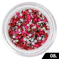 Mega Beauty Shop® Nailart Glas Steentjes 1,5 mm (nr. 08)