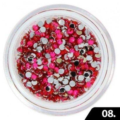 Mega Beauty Shop® Nailart Glas Steentjes 1,5 mm