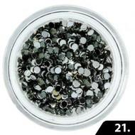 Merkloos Nailart Glas Steentjes 1,5 mm (nr. 21)