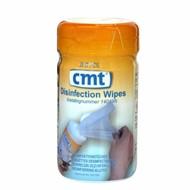 CMT CMT Desinfectie wipes (bus) 200 stuks