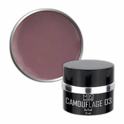 Mega Beauty Shop® PRO Builder Camouflage 15 ml (nr. 03)