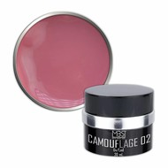 Mega Beauty Shop® PRO Builder Camouflage  30 ml (nr. 02)