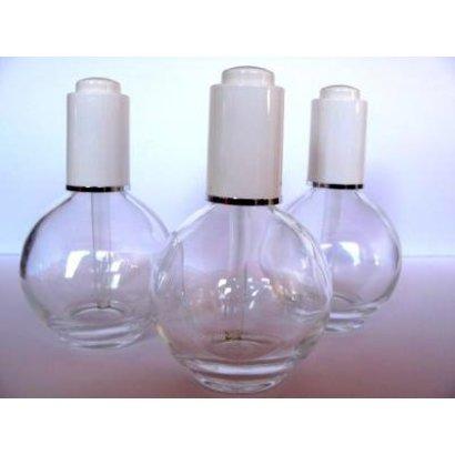 Merkloos Nagelriemolie fles met pipet 75 ml