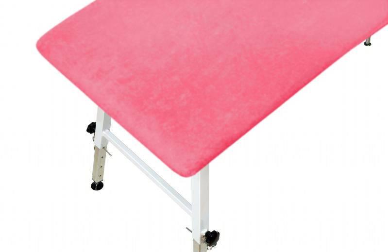 Badstof hoes voor massagebank&uitsparing massagebank