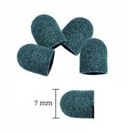 Merkloos Slijpkapje 7 mm (grit 80) 10 stuks