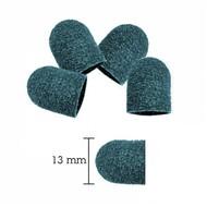 Merkloos Slijpkapje 13 mm (grit 80)  10 stuks
