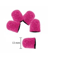 Mega Beauty Shop® Slijpkapje 13 mm (grit 60)  10 stuks