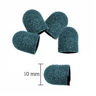 Merkloos Slijpkapje 10 mm (grit 80)  10 stuks