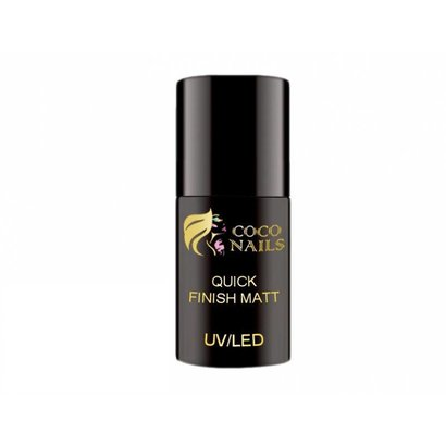 Coconails Quick Finish Matt 5 ml