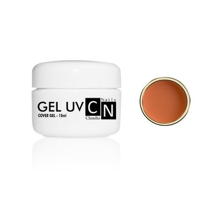 ClaudiaNails Cover gel natural 15 ml
