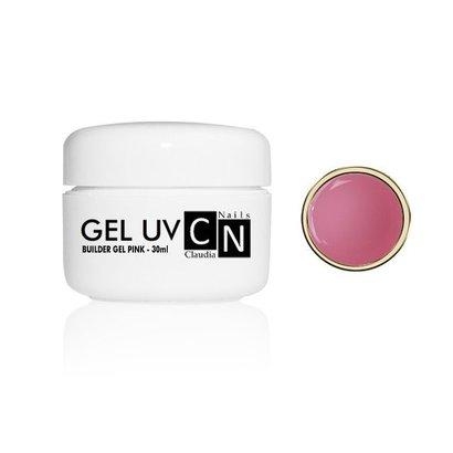 ClaudiaNails Builder gel pink 30 ml